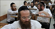Students petition continued kollel stipends