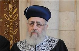 Chief Rabbi Yosef calls immigrants to Israel non-Jewish communists