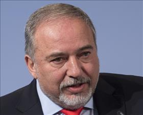 Avigdor Lieberman, source: Wikipedia