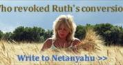 The Haredi Establishment Versus Ruth the Moabite