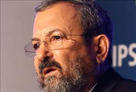 Ehud Barak, source: Wikipedia