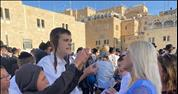 Joint statement protesting desecration of siddurim at the Kotel