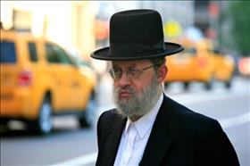 Ultra-Orthodox Man, source: Wikipedia